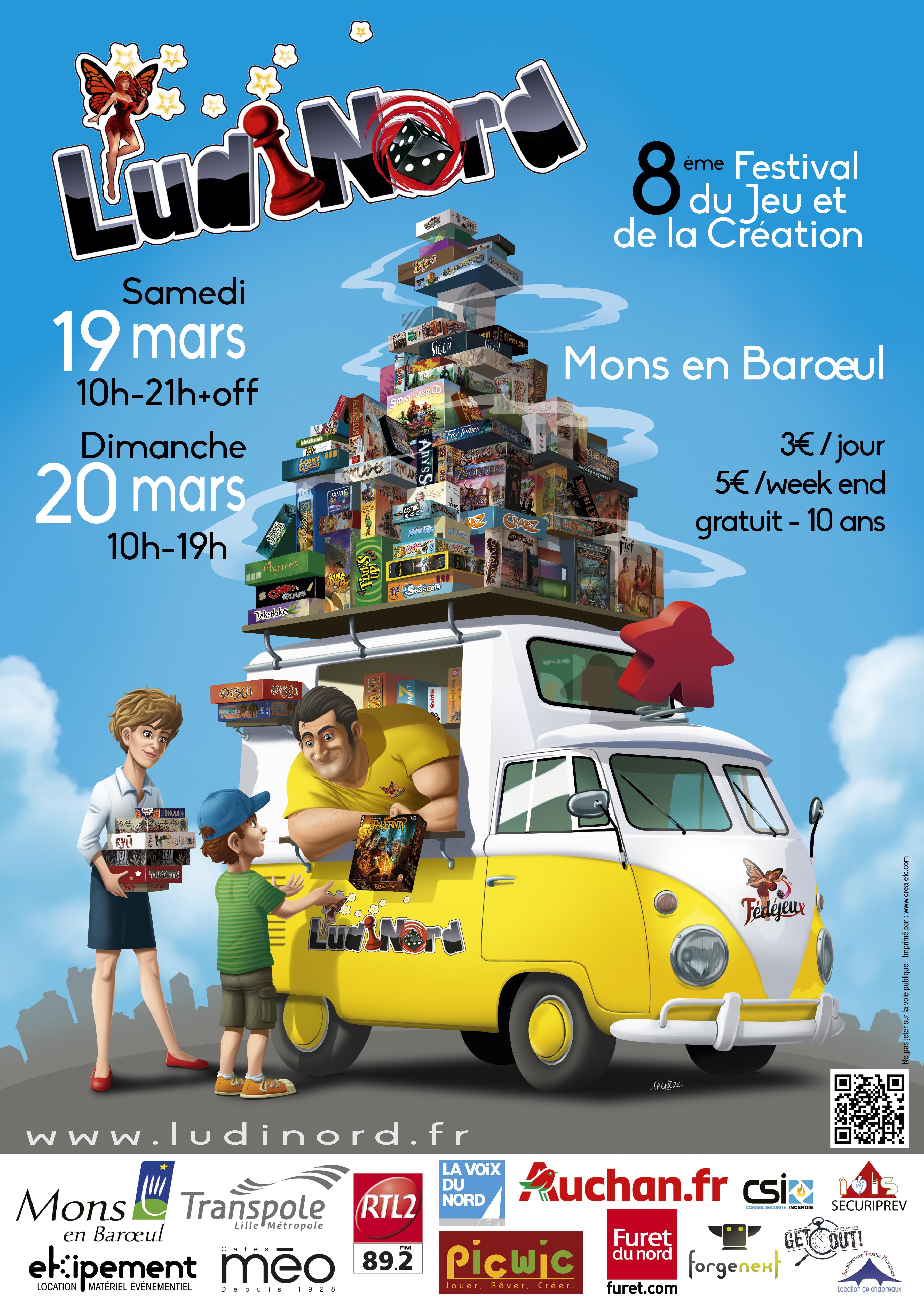 Ludinord 2016 Affiche2016A3